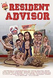 Dean Slater: Resident Advisor Poster