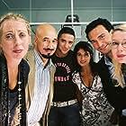 Tjitske Reidinga, Plien van Bennekom, Yes-R, and Fatma Genç in 'n Beetje Verliefd (2006)