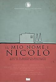 Il mio nome è Nicolò Poster