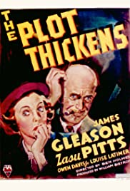The Plot Thickens (1936) Poster - Movie Forum, Cast, Reviews