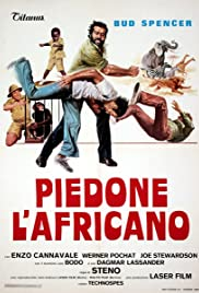 Piedone l'africano (1978) Poster - Movie Forum, Cast, Reviews