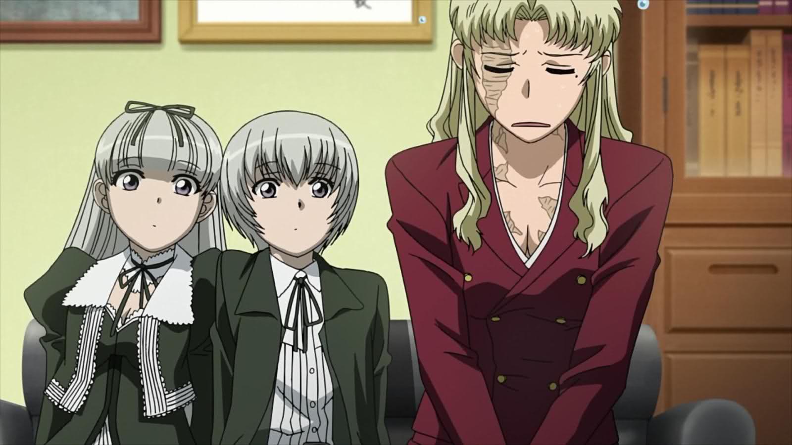 black lagoon anime characters