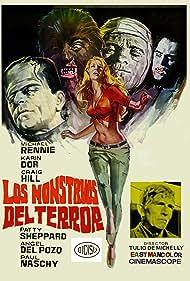 Los monstruos del terror (1970) Poster - Movie Forum, Cast, Reviews