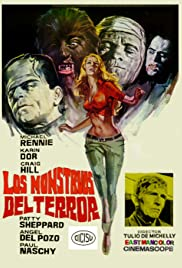 Assignment Terror (1970) Los monstruos del terror
