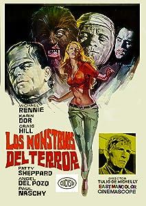 Watchfreemovies download Los monstruos del terror Spain [1920x1280]