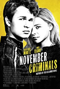 Primary photo for November Criminals