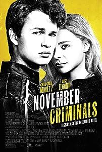 Best website for free movie downloads November Criminals USA [480i]