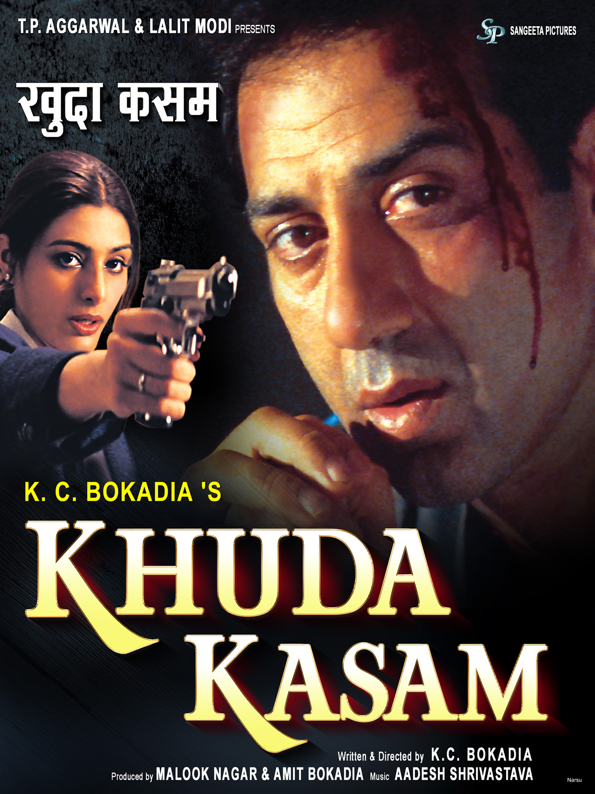Khuda Kasam (2010) Hindi  480p |720p HDRip x264 AAC 400MB | 1GB Download