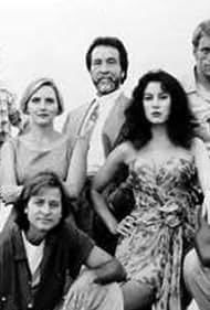 Jennifer Tilly, Denise Crosby, Fisher Stevens, Terrence 'T.C.' Carson, Leland Crooke, Kim Myers, Ivory Ocean, Lara Piper, Geno Silva, and Brian Thompson in Key West (1993)