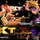 Leah Van Dale, Lexi Kaufman, and Savelina Fanene in WWE NXT (2010)