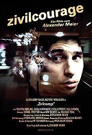 Zivilcourage Poster