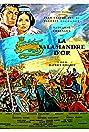 La salamandre d'or (1962) Poster