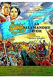 La salamandre d'or Poster