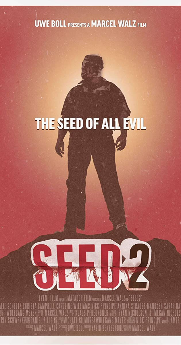 Subtitle of Seed 2: The New Breed
