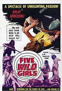 Primary photo for Cinq filles en furie