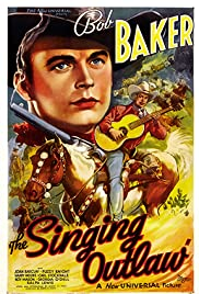 The Singing Outlaw Poster