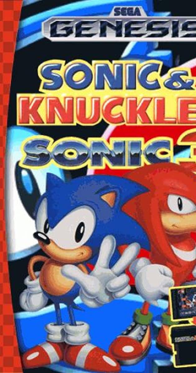 Sonic Knuckles Video Game 1994 Trivia Imdb