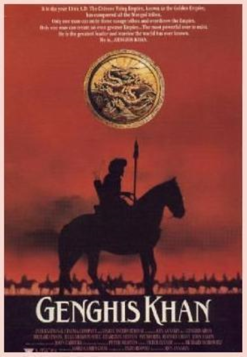 Genghis Khan The Story Of A Lifetime 2010 Imdb