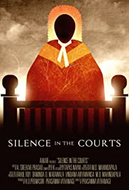 Silence in the Courts Poster