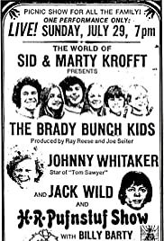 The World of Sid & Marty Krofft at the Hollywood Bowl Poster