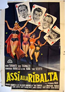 Downloadable free dvd movies Assi alla ribalta Italy [2048x2048]