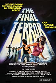 The Final Terror(1983) Poster - Movie Forum, Cast, Reviews