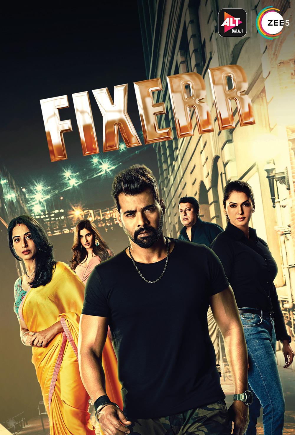 Fixerr (TV Series 2019– ) - IMDb