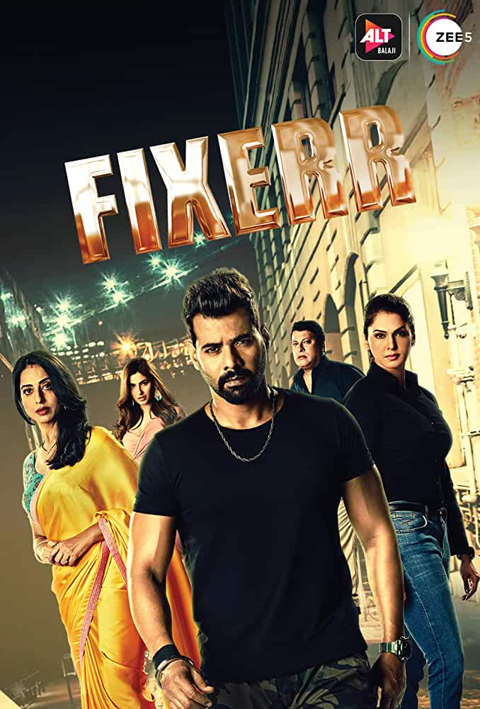 Fixerr (2019) Hot Web Series UNRATED 720p HEVC HDRip Hindi S01 [1 to 5 Eps] x265 AAC Download