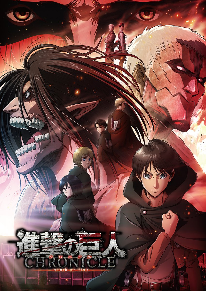 Attack On Titan Chronicle 2020 Imdb
