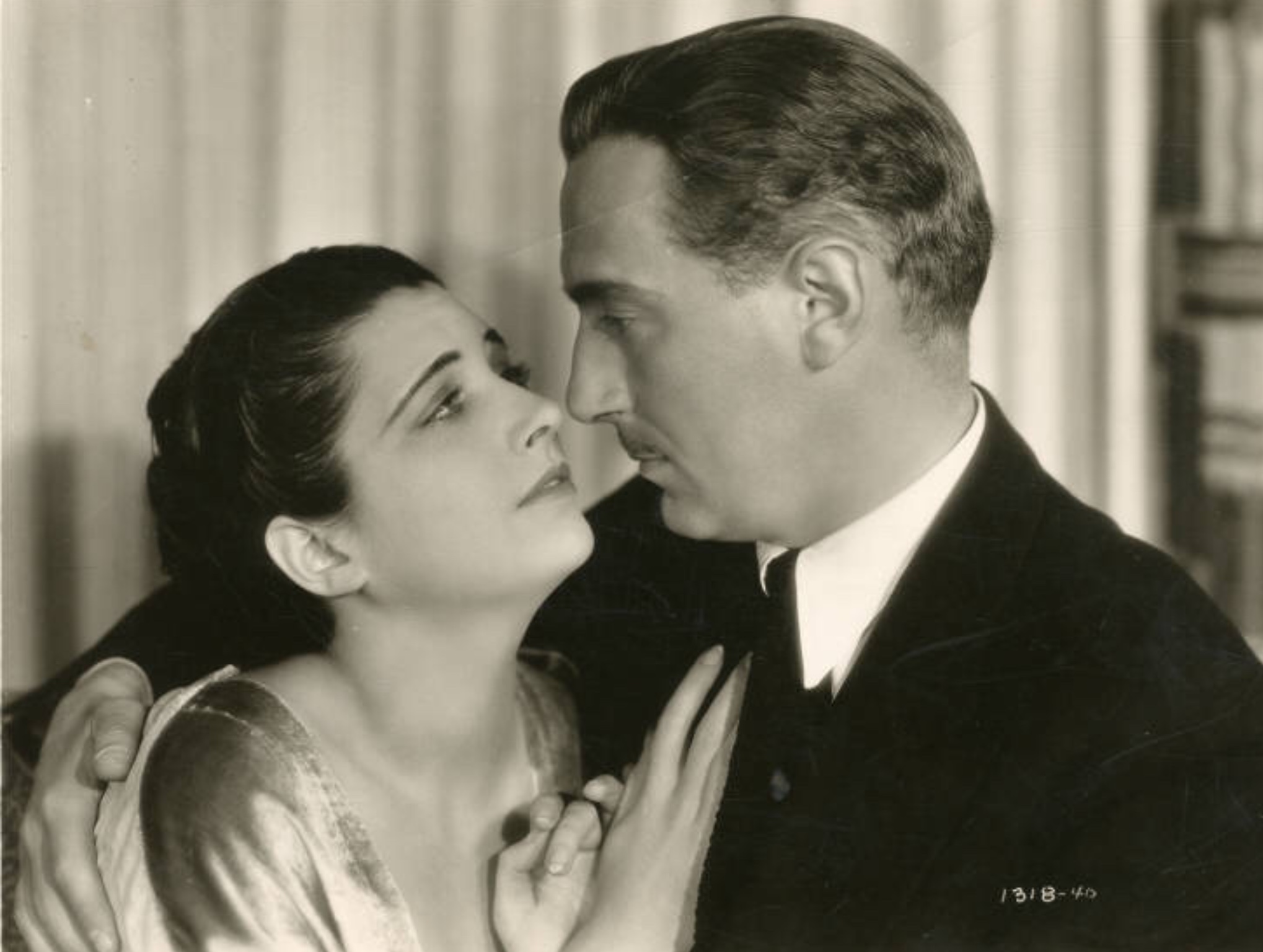Kay Francis and Paul Lukas in The Vice Squad (1931)