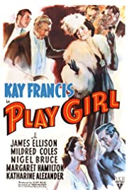 Play Girl Poster