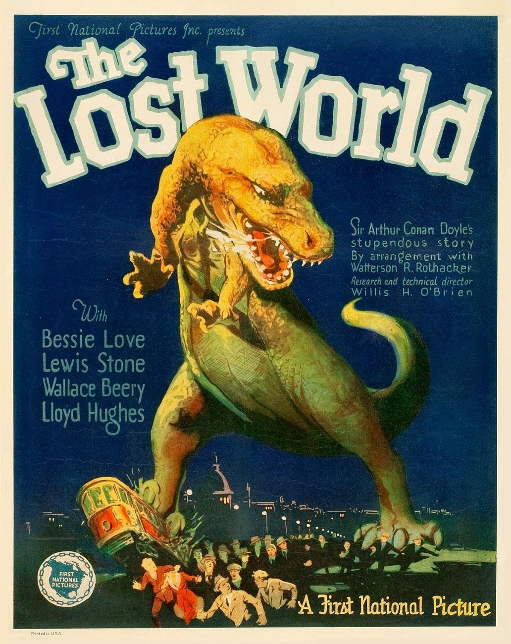 the lost world 1925 imdb