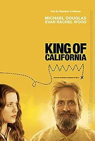 Michael Douglas and Evan Rachel Wood in King of California (2007)