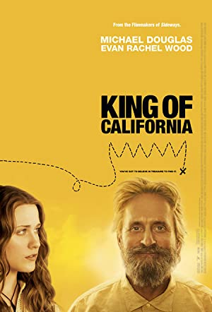 King of California Poster Image