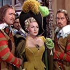 Lana Turner in The Three Musketeers (1948)