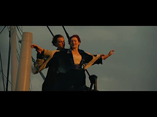 """Clip of Jack and Rose: """"I'm Flying"""""""