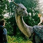 Jeremy Irons, Rachel Weisz, and Ed Speleers in Eragon (2006)