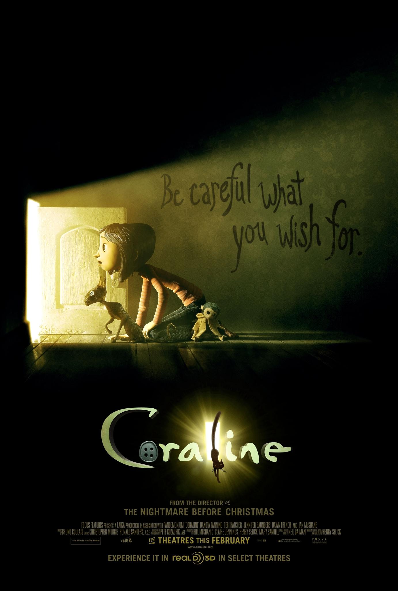 Coraline (2009) - IMDb