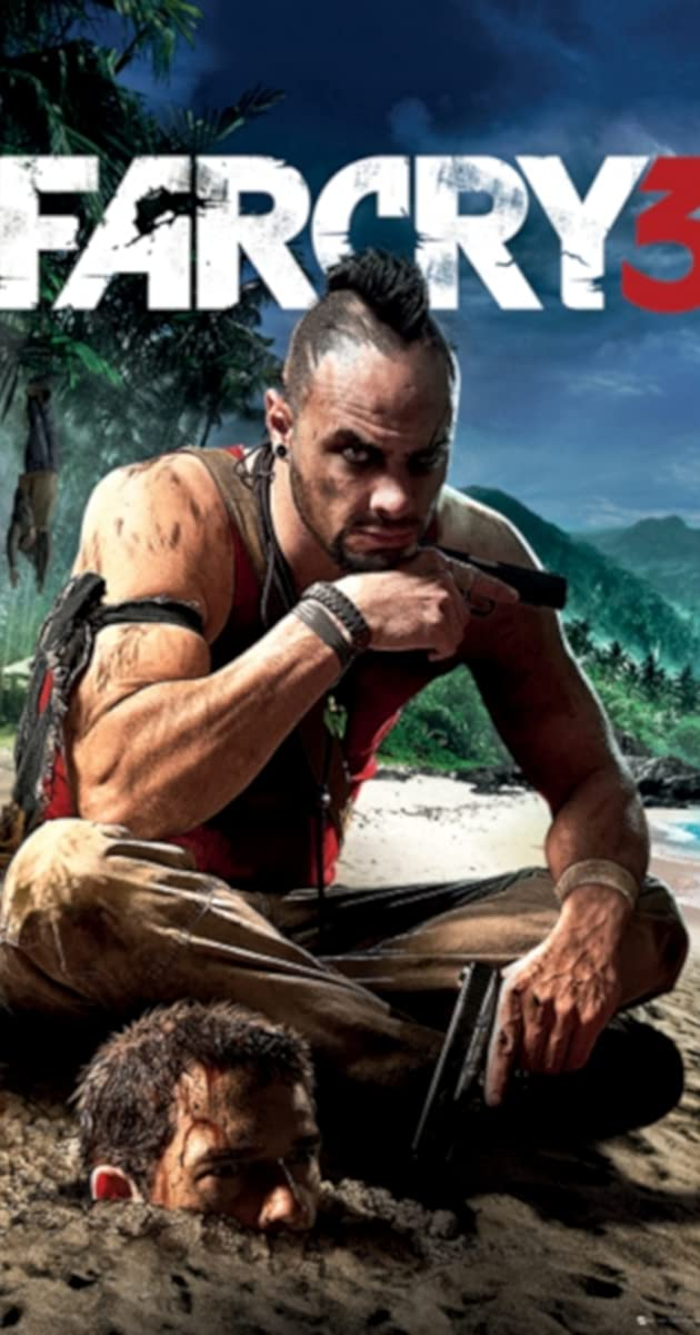 Far Cry 3 Video Game 2012 Michael Mando As Vaas Montenegro Imdb