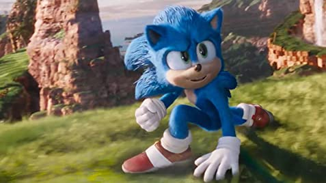 Image result for sonic the hedgehog 2020