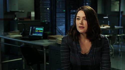 The Blacklist: Megan Boone