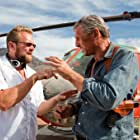 Liam Neeson and Joe Carnahan in The A-Team (2010)