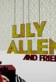 Lily Allen and Friends Poster