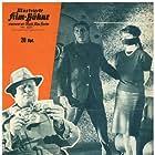 Senta Berger and Gert Fröbe in Das Testament des Dr. Mabuse (1962)