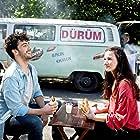 Aras Aydin and Pinar Deniz in Insanlar Ikiye Ayrilir (2020)