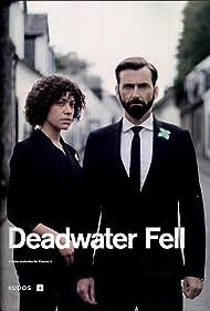 David Tennant and Cush Jumbo in Deadwater Fell (2020)