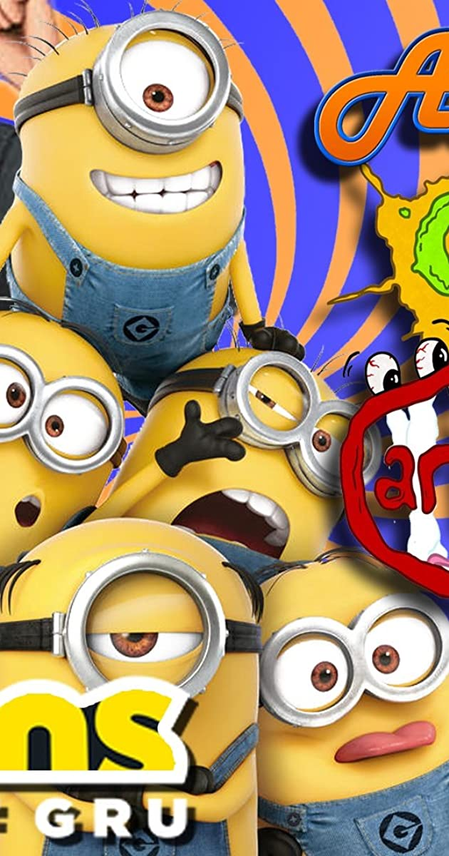 animat s crazy cartoon cast minions episode v the rise of gru tv episode 2019 imdb crazy cartoon cast minions episode v