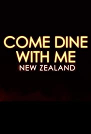 Come Dine with Me New Zealand Poster