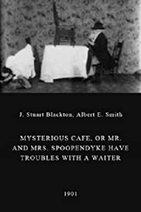 Dvd movies video download Mysterious Cafe, or Mr. and Mrs. Spoopendyke Have Troubles with a Waiter USA [720x400]