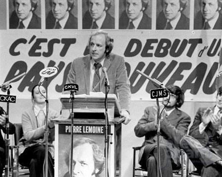 Marcel Sabourin in Bingo (1974)